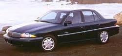 Buick Skylark 96 Autopedia 1996 Buick Skylark Sedan