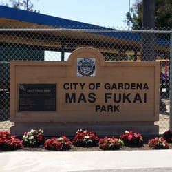 Gardena Ca Phone Numbers Fukai Park 17 Photos Parks 15800 Brighton Ave