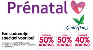 centerparcs prenatal korting center parcs korting last minutes en aanbiedingen