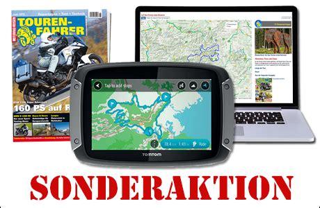 Motorrad Tourenplaner Für Tomtom Rider by Sonderaktion F 252 R Den Brandaktuellen Tomtom Rider 400