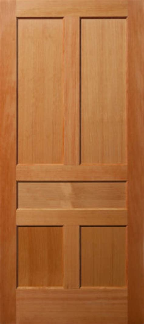 Douglas Fir Interior Doors Vertical Grain Douglas Fir 5 Panel Interior Wood Doors With Flat Panels Homestead Doors