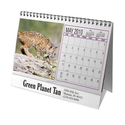 flip desk calendar desktop flip calendar wildlife china