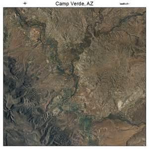 verde arizona map aerial photography map of c verde az arizona
