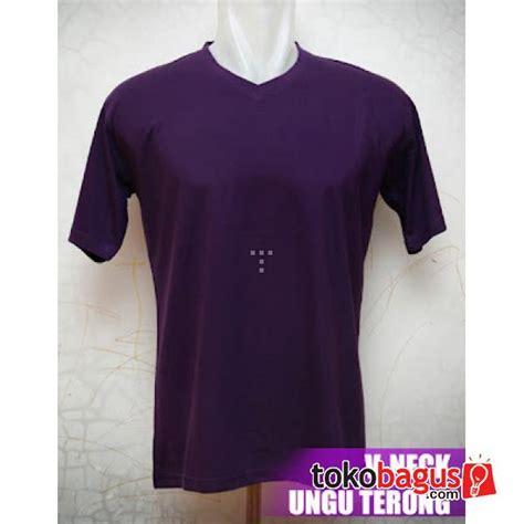 Kaos Polos V Neck Size Ml fashion pria 1101040056herlinnurfitriani