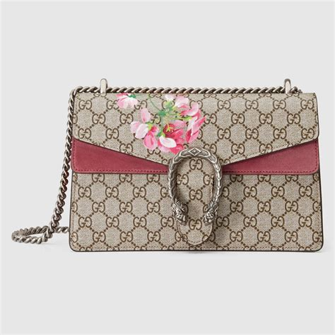Harga Tas Gucci Dionysus Flower dionysus blooms print shoulder bag gucci s