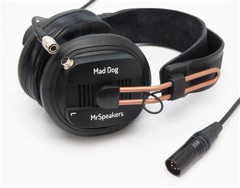 mr speakers mad dogs mrspeakers mad headphones version 3 2 audiohead