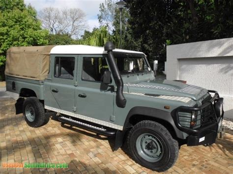 land rover africa 2009 land rover defender used car for sale in springbok