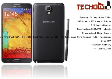 best price samsung galaxy note 3 samsung galaxy note 3 neo phone specifications price