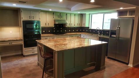 Bachelors Kitchen by Remodeling Services Pedernales Construction