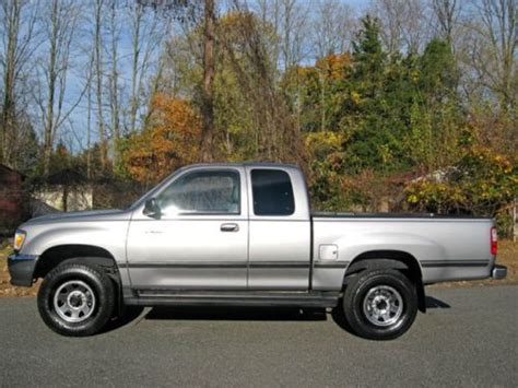 Toyota T100 4x4 For Sale Purchase Used 1996 Toyota Tacoma T100 Xtracab 4x4 29 000