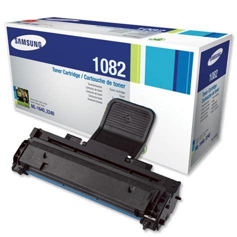 Toner Samsung Ml 1640 buy samsung mlt d1082s black toner for ml 1640 ml 2240 series ref mlt d1082s els mlt d1082s