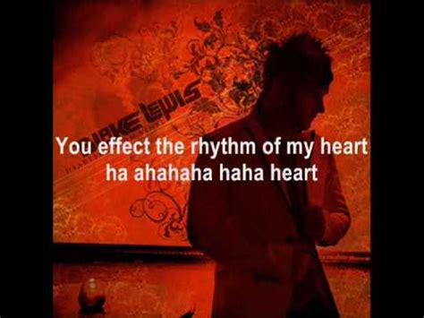 lewis rhythm of my lewis rhythm of my with lyrics