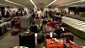 united baggage claim united airlines carry on crackdown biggest sfo airline
