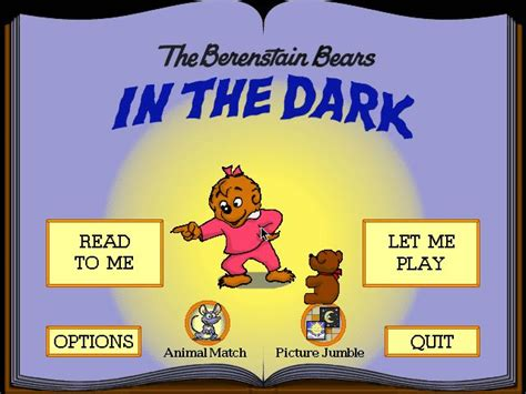 living the books living books berenstain bears in the pc cd on popscreen