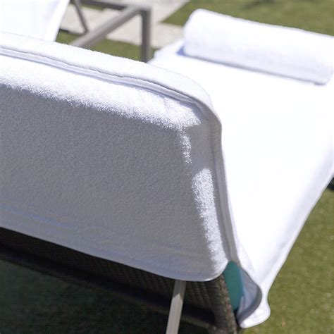 Cloth Chair Covers by Fitted Terry Cloth Lounge Chair Covers
