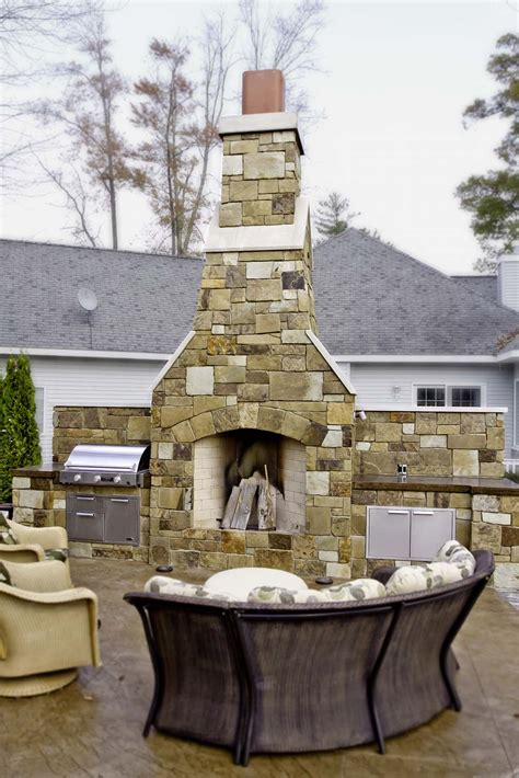 Rumford Outdoor Fireplace by Outdoor Rumford Gallery Superior Clay