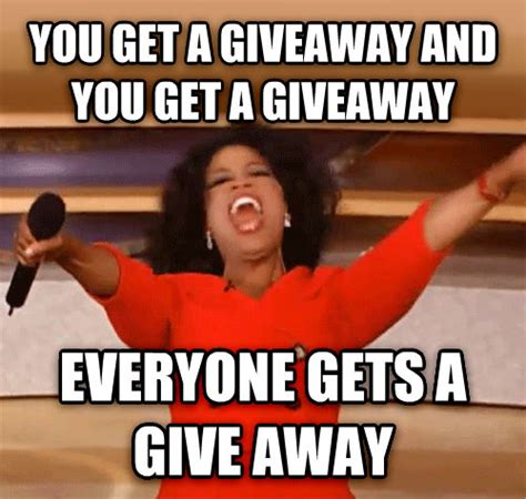 Oprah Giveaway Meme Generator - livememe com oprah you get a car and you get a car