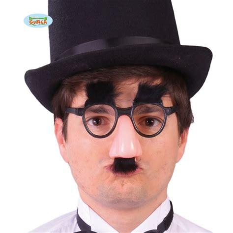 occhiali con guirca occhiali con naso baffi e sopracciglie 3984