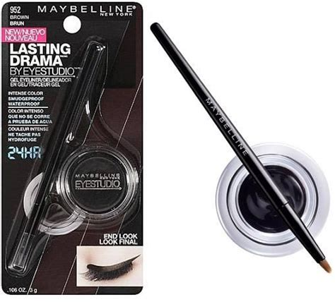 Maybelline Gel Eyeliner Eye Studio maybelline eyestudio lasting drama gel eyeliner all