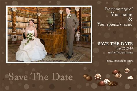 photo templates save  date