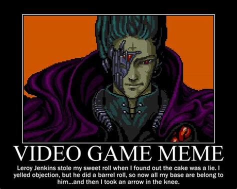 Videogame Meme - top 20 funniest video game memes heavy com