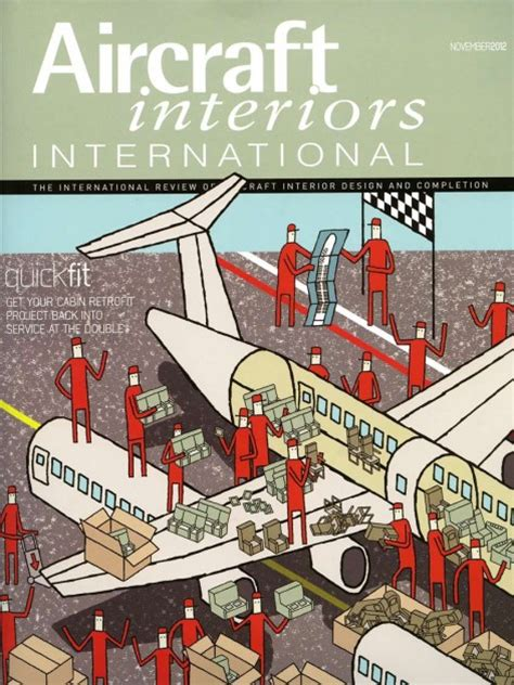 Aircraft Interiors Magazine by Townsend Leather In Aircraft Interiors International Magazine
