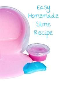 how to make homemade slime video recipe shopping kim howldb