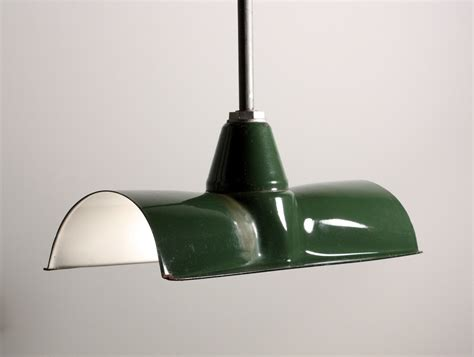 Vintage Light Fixtures For Sale Three Matching Antique Green Enamel Porcelain Industrial Light Fixtures Nc797 For Sale
