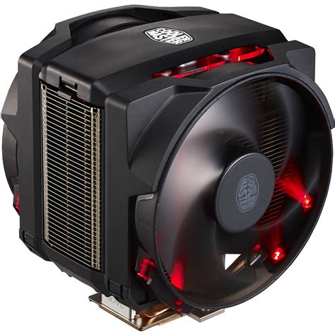 cooler master cpu fan cooler master masterair maker 8 cpu cooler maz t8pn 418pr