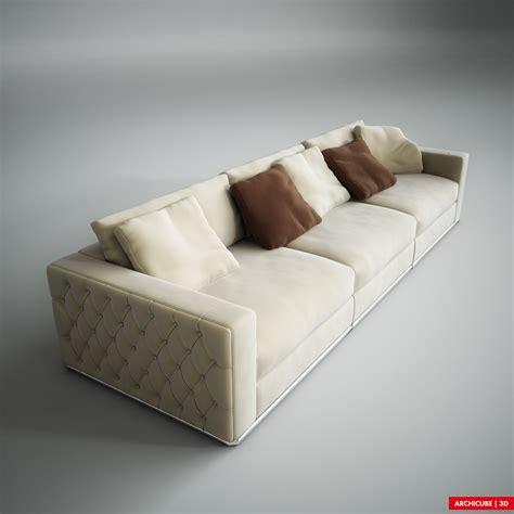 fendi sofa price fendi sofa 3d model max obj fbx cgtrader