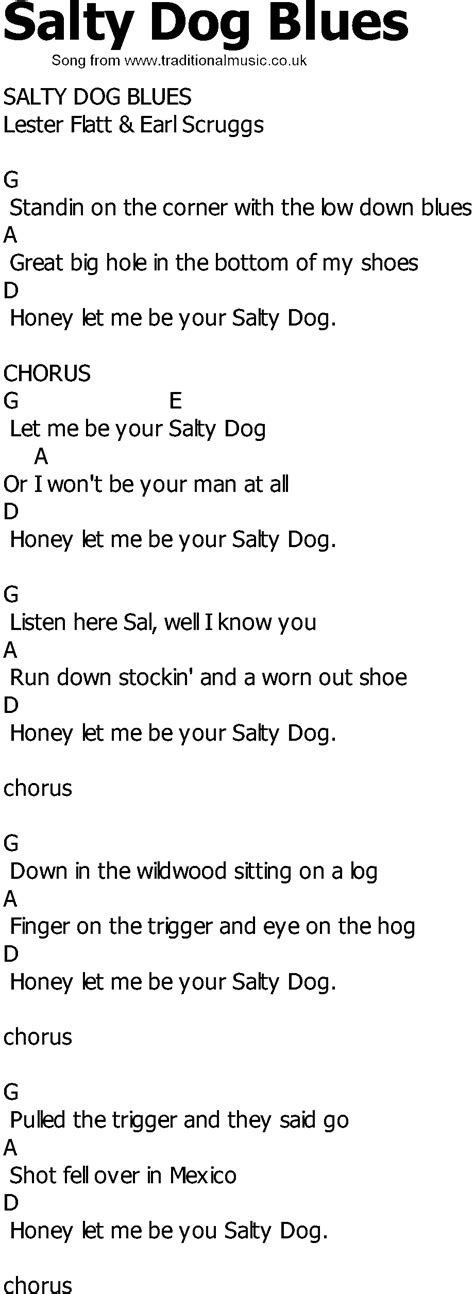 puppy songs a salty song