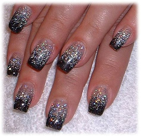 gelish nail designs for new year womens world nail for new year