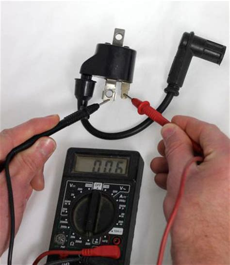 how to test a broken resistor ignition resistor test 28 images narrowing the problems to a broken bike ignition coil