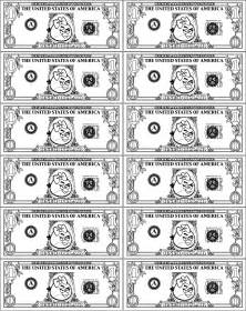 best sheets for the money money coloring pages 26556 bestofcoloring com