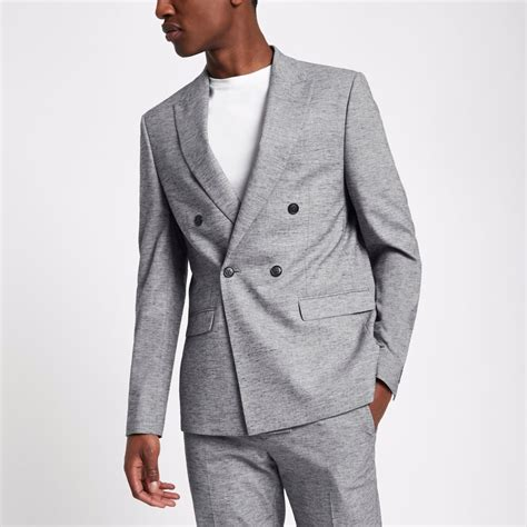 light gray suits for sale light grey breasted suit jacket seasonal offers