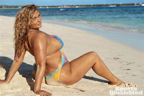 Sport's Illustrated Curvy Model Hunter McGrady Interview