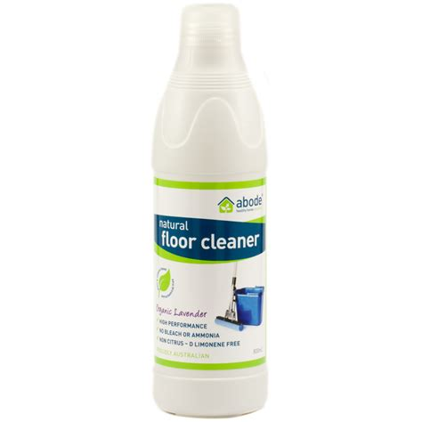 Organic Floor Cleaner by Floor Cleaner Lavender Let S Be
