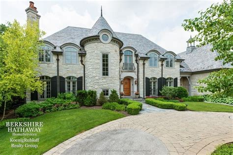 New York Townhouse Floor Plans 3 595 Million French Provincial Home In Lake Forest Il