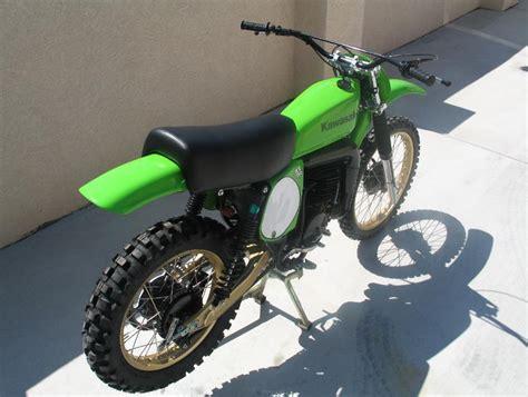 1978 Kawasaki KX250 A4 Kawasaki 250