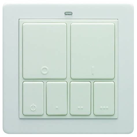 smartphone controlled light switch lightwaverf mood light controller switch controlled via