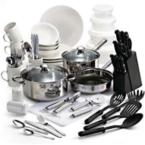 cooktop kitchen starter set 49 68