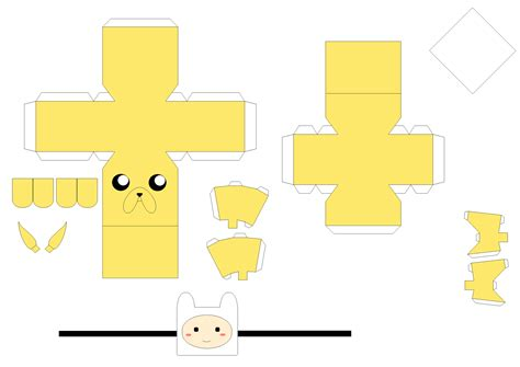 paper craft template papercraft favourites by blackalpha99 on deviantart