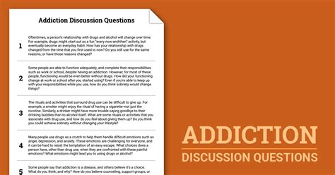 Substance Abuse Detox Topics by 100 Treatment Worksheets Opioid
