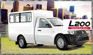 Mitsubishi Pay Bill L200 Promos Single Cab