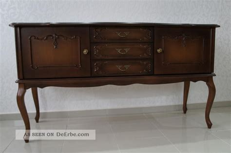 chippendale kommode chippendale stil kommode sideboard shabby chic 50s 60s mid