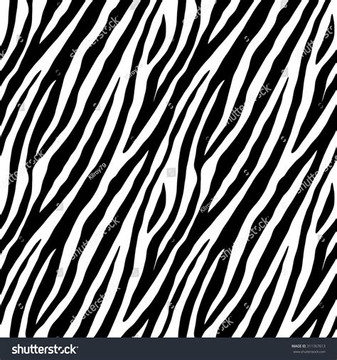 what color is a zebra s skin zebra skin repeated seamless pattern black stock
