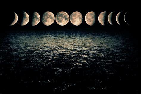 faces de la luna agosto 2016 neurocient 237 fico explica cu 225 nto influye la luna en las