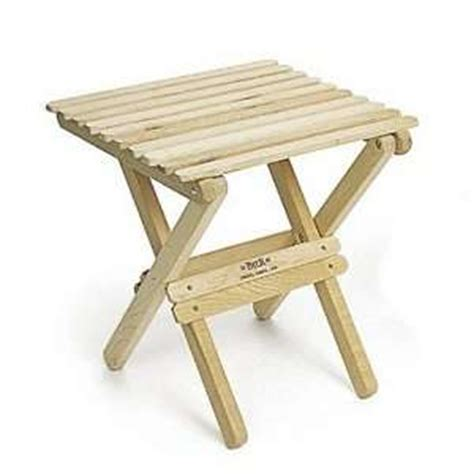 Wood Folding Table Plans Wood Folding C Table Plans Woodproject