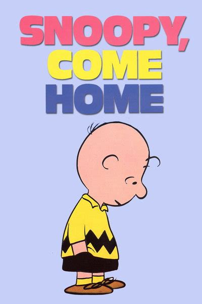 Come Home snoopy come home at hulu