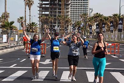 Fifteen Waiter Running The Marathon by 1 Dead 30 Injured In Ta Marathon